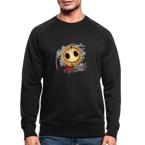 Totenknopf - Männer Bio-Sweatshirt