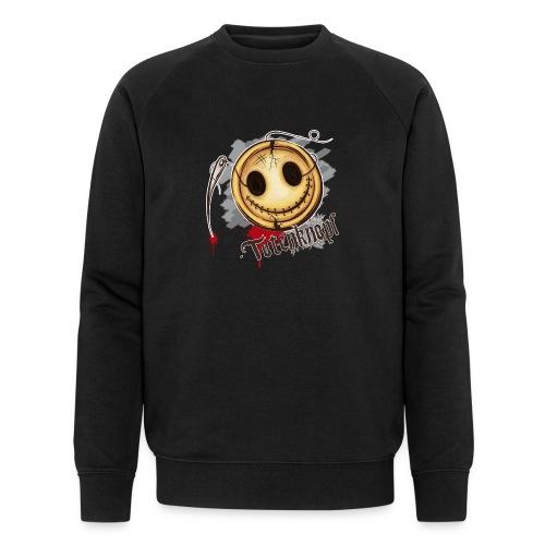 Totenknopf - Männer Bio-Sweatshirt von Stanley & Stella