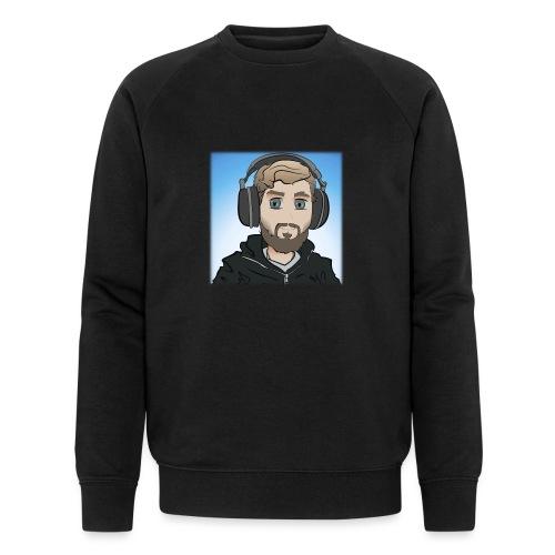 KalzAnimated - Økologisk sweatshirt til herrer