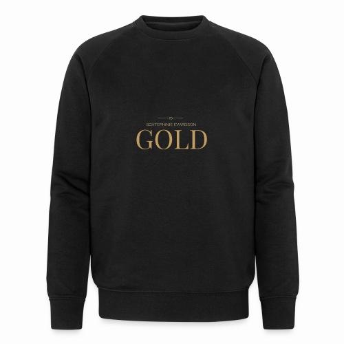 Schtephinie Evardson: Ultra Premium Gold Edition - Men's Organic Sweatshirt by Stanley & Stella