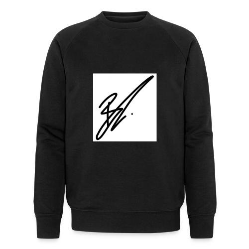 coole moderneres Zeichen zu einem super preis - Männer Bio-Sweatshirt von Stanley & Stella