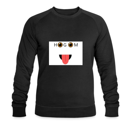 HetGameMisterie Logo - Mannen bio sweatshirt