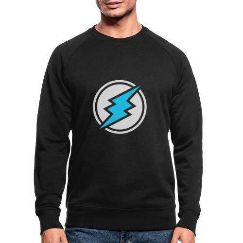 ETN logo # 2 - Men's Organic Sweatshirt