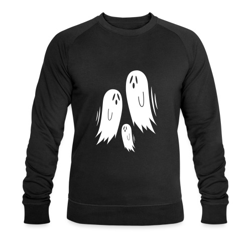 Ghost family - Sweat-shirt bio Stanley & Stella Homme