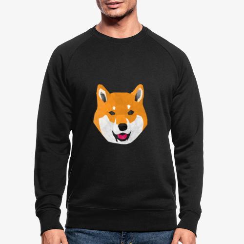 Shiba Dog - Sweat-shirt bio