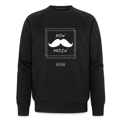 Bon Moin Männer Pullover - Männer Bio-Sweatshirt von Stanley & Stella