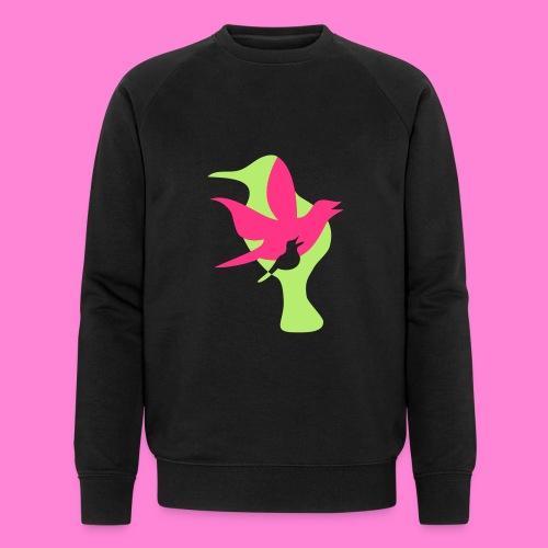birds - Mannen bio sweatshirt van Stanley & Stella