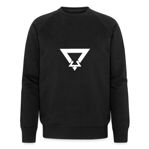 Jamie Cunningham Logo Design - Men's Organic Sweatshirt by Stanley & Stella