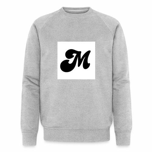 M - Men's Organic Sweatshirt