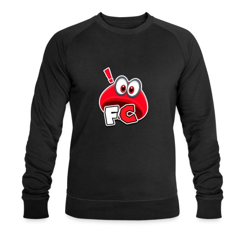 Flying Cappys Logo! - Männer Bio-Sweatshirt von Stanley & Stella