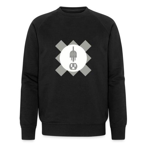 Eingesteckt - Männer Bio-Sweatshirt