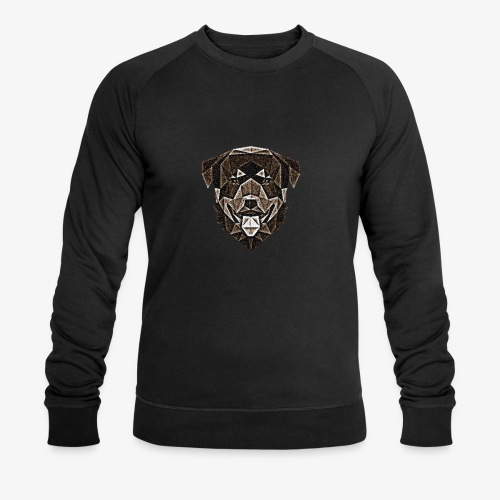 Pies Rottweiler - Ekologiczna bluza męska Stanley & Stella