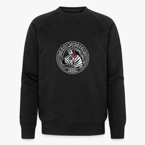 Cbra Systems with headphone - Men's Organic Sweatshirt