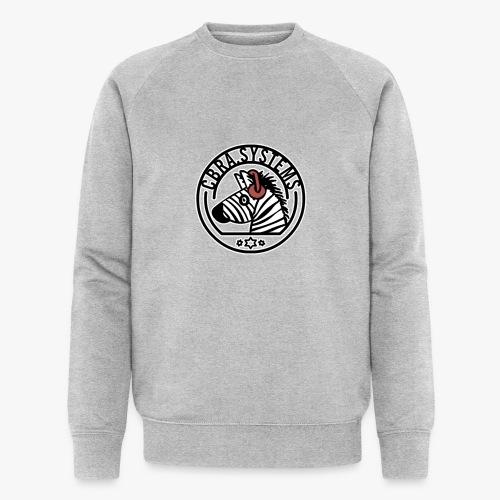 cbra systems headphone outline - Men's Organic Sweatshirt