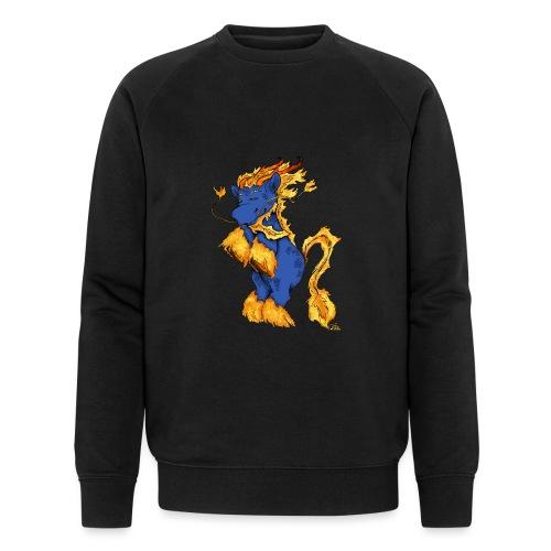 Quilin / Kirin - Männer Bio-Sweatshirt