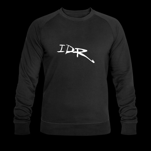 IDR Signature | White - Men's Organic Sweatshirt by Stanley & Stella