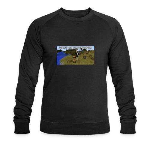 minecraft - Men's Organic Sweatshirt by Stanley & Stella