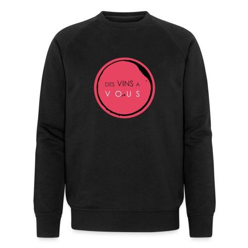 logo desvinsavous - Sweat-shirt bio Stanley & Stella Homme