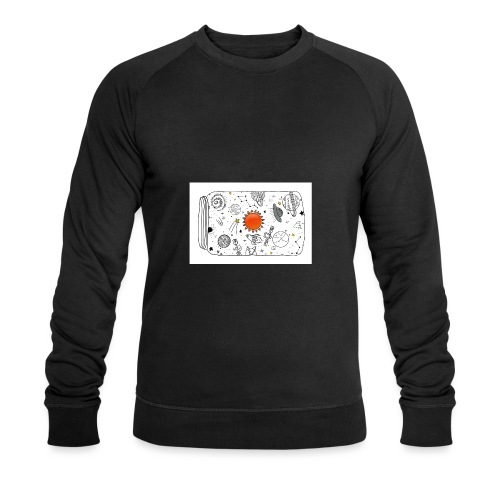 cosmos - Männer Bio-Sweatshirt von Stanley & Stella