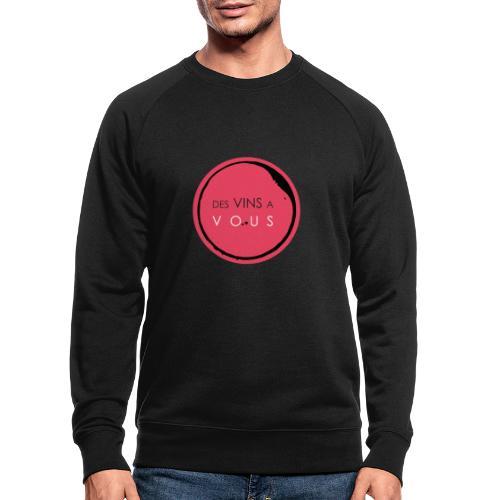 logo desvinsavous - Sweat-shirt bio
