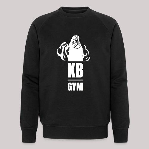 BOS_Kettlebellgod - Männer Bio-Sweatshirt