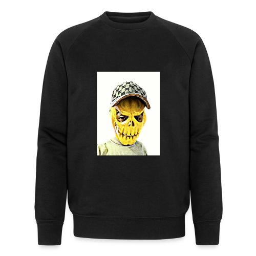 Gelber PMKM - Männer Bio-Sweatshirt von Stanley & Stella