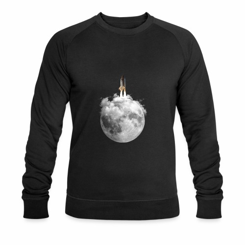 Mondrakete - Männer Bio-Sweatshirt von Stanley & Stella