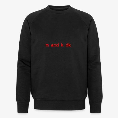 sog s1t l 1 - Økologisk Stanley & Stella sweatshirt til herrer
