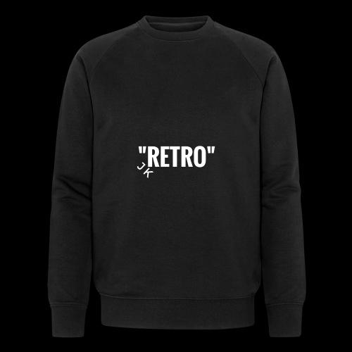 retro - Men's Organic Sweatshirt