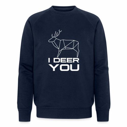I Deer You - Mannen bio sweatshirt van Stanley & Stella