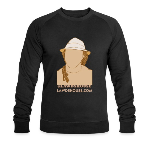 Lawds Drawn By Lawds - Men's Organic Sweatshirt by Stanley & Stella