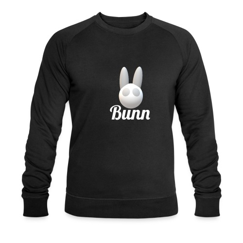 White Bunn - Men's Organic Sweatshirt by Stanley & Stella