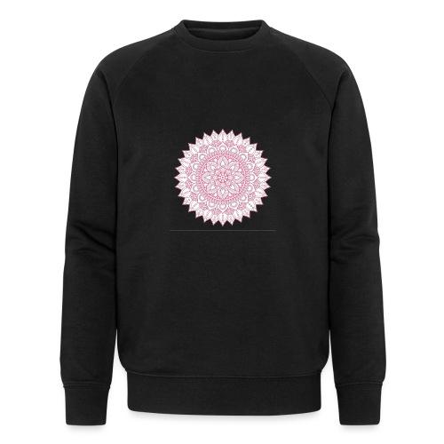 Mandala - Men's Organic Sweatshirt by Stanley & Stella
