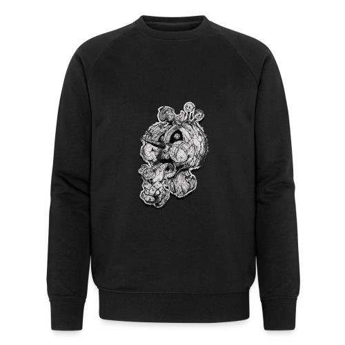 Icecream Haloween Vintage - Männer Bio-Sweatshirt von Stanley & Stella