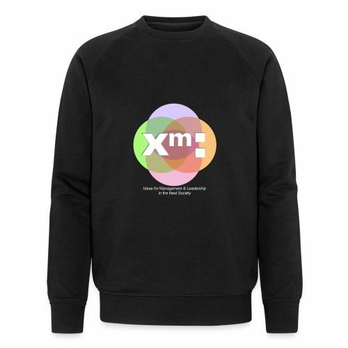xm-institute - Männer Bio-Sweatshirt