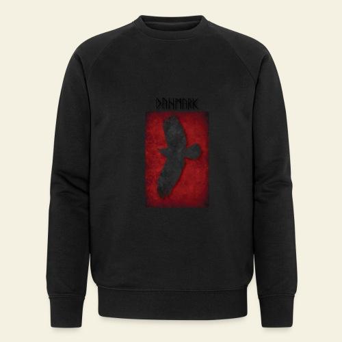 ravnefanen - Økologisk Stanley & Stella sweatshirt til herrer