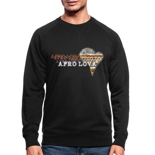 Afro Lova Savane - Sweat-shirt bio