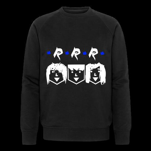 RRR - Heads (Für Schwarze Kleidung) - Männer Bio-Sweatshirt von Stanley & Stella