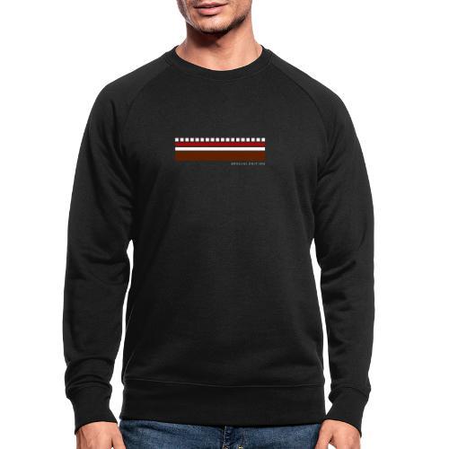 De Minimalistische Frikandel Speciaal - Mannen bio sweatshirt