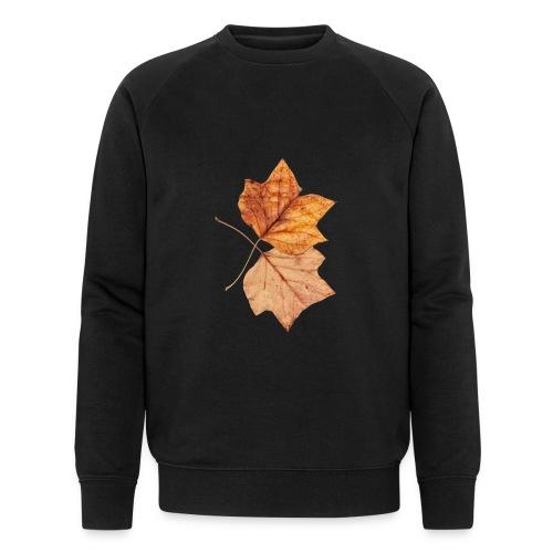 Blätter - Männer Bio-Sweatshirt von Stanley & Stella