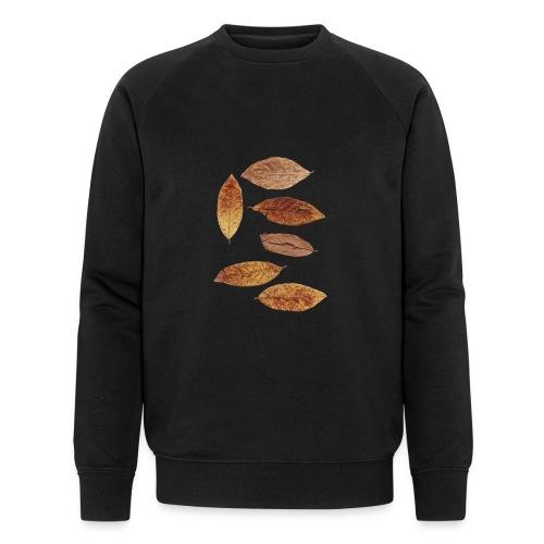 Bunte Blätter - Männer Bio-Sweatshirt von Stanley & Stella