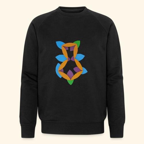 oranjeblanjebleu - Mannen bio sweatshirt van Stanley & Stella