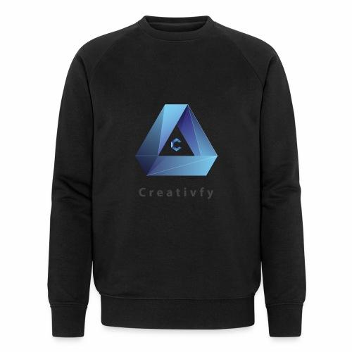 creativfy - Männer Bio-Sweatshirt von Stanley & Stella