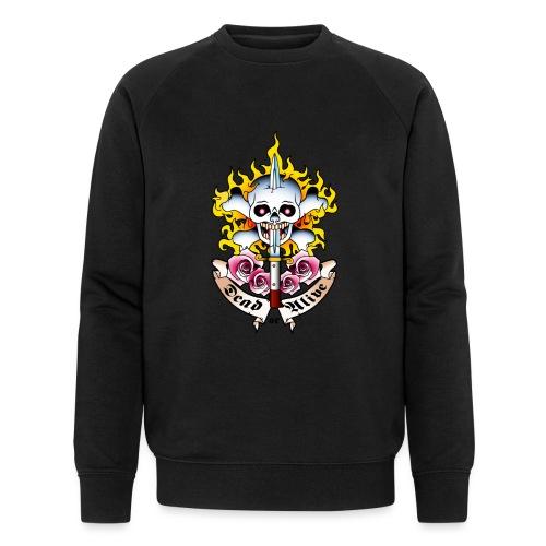 Dead or Alive - Tattoo Design - Sweat-shirt bio Stanley & Stella Homme
