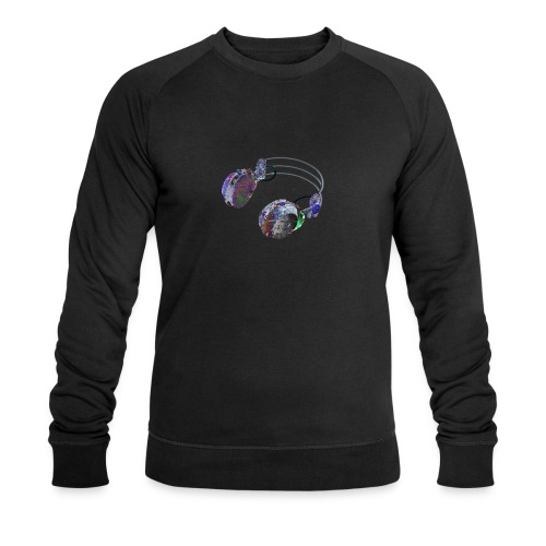 Electronic music fashion - Men's Organic Sweatshirt by Stanley & Stella