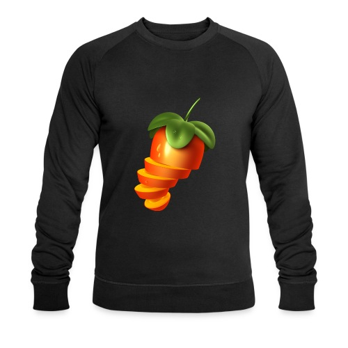 Sliced Sweaty Fruit - Men's Organic Sweatshirt