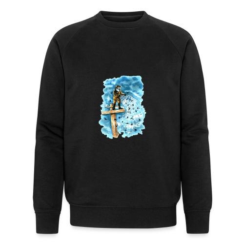 after the storm - Men's Organic Sweatshirt by Stanley & Stella