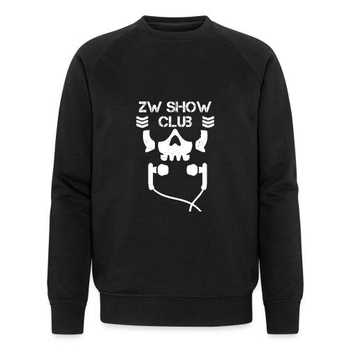 ZW Show Club - White - Felpa ecologica da uomo di Stanley & Stella