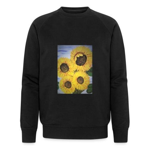 SonnenblumeIMG 20180815 090758 - Männer Bio-Sweatshirt von Stanley & Stella