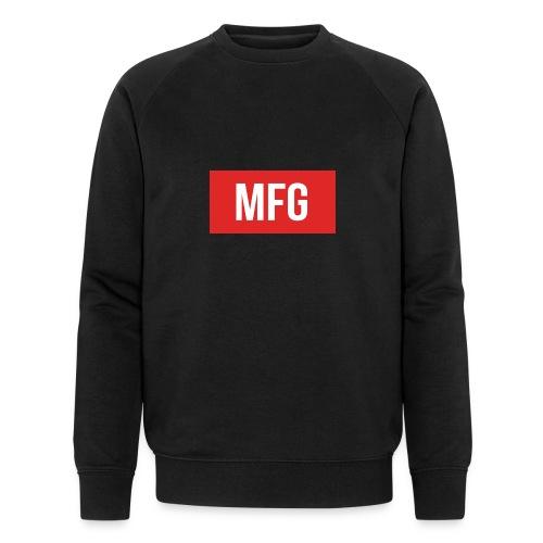 MFG on Youtube Logo - Men's Organic Sweatshirt by Stanley & Stella
